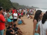 Playa Bluff International Surf Competition