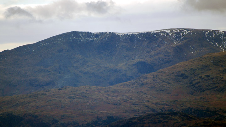 Coniston old Man and Brim Fell
