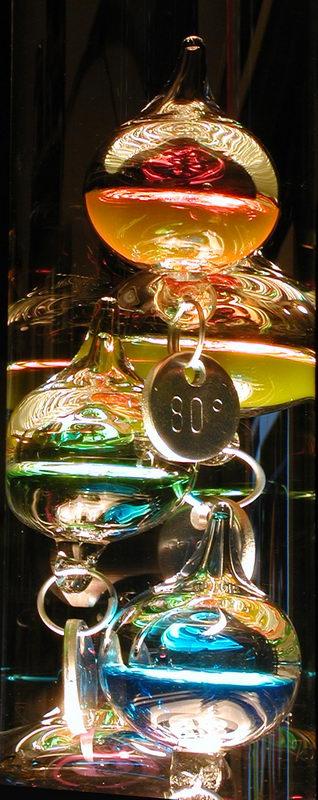 Galileo Thermometer  20
