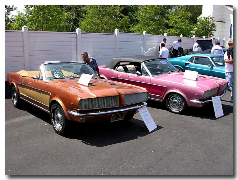 Sonny and Chers Mustangs