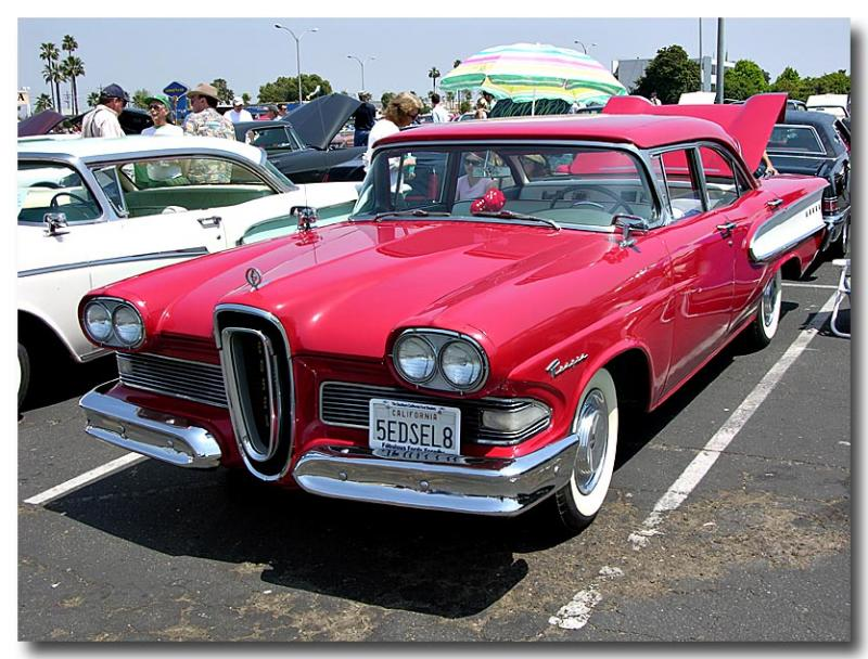 1958 Edsel Ranger Four-Door Sedan - Click on photo for more info