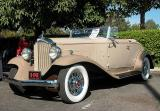 1932 - model 900 Convertable Coupe