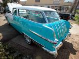 1956 Pontiac Safari - Temecula Rod Run