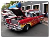 Jim and Karens 1957 Chevy Wagon