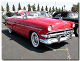 1954 Ford Crestline Sunliner - Click on photo for lots more info