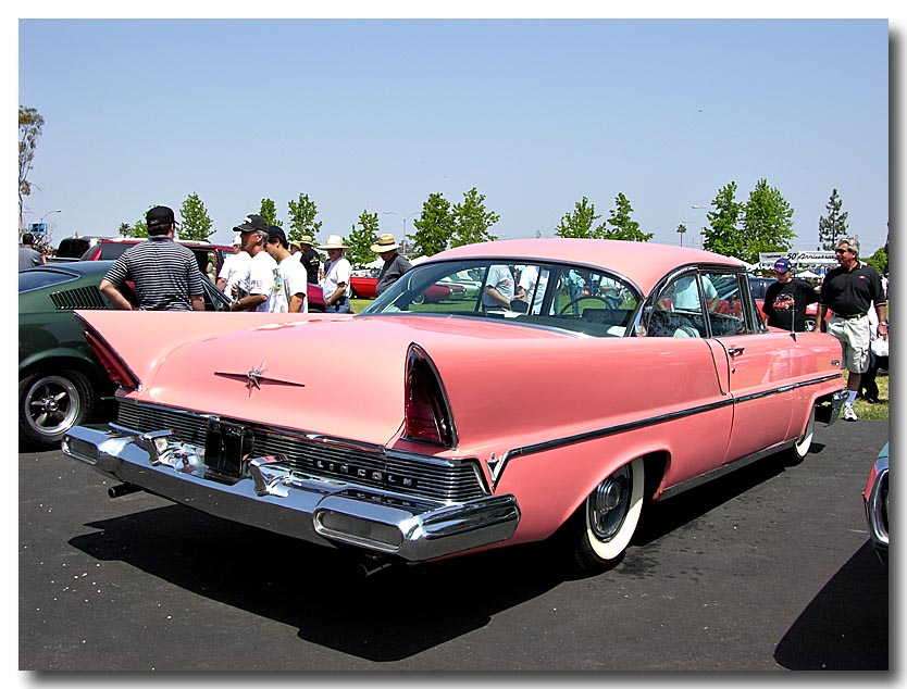 1957 Lincoln Premier - Jane Mansfields car - Click on photo for more info
