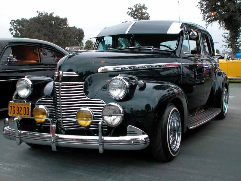 1940 Chevy  - Cruisin for a Cure 2002