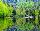 Lac des Laurentides