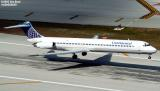 Continental Airlines MD-82 N14831 aviation stock photo #3033