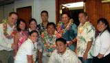 AQ Explorers Volunteer Advisors...MAHALO!