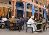 Cafe in Tinerhir