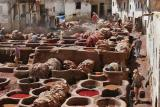 Fes Tannery #1