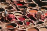 Fes Tannery #3