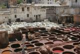 Fes Tannery #4