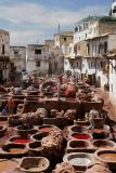 Fes Tannery #5