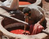Fes Tannery #8