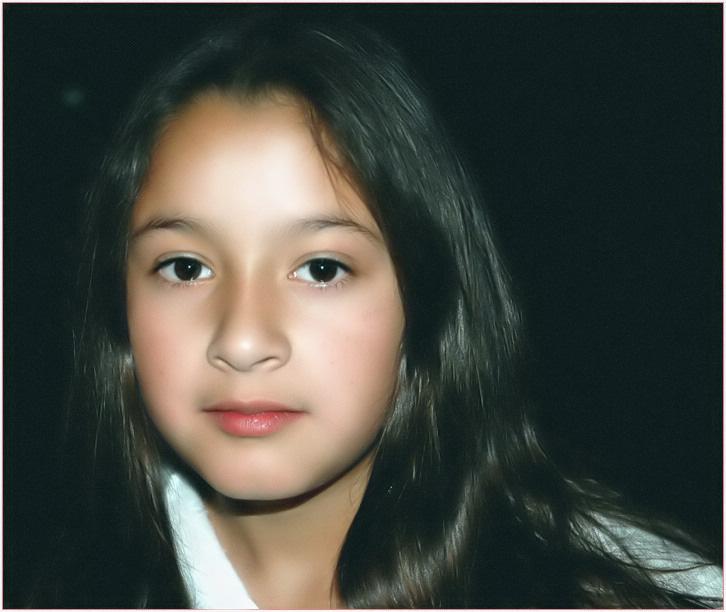 Melissa , still 10