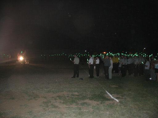 Stanza Fire Memorial Service