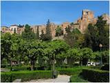 Alcazaba south side