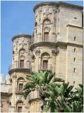 Malaga Catherdral south side