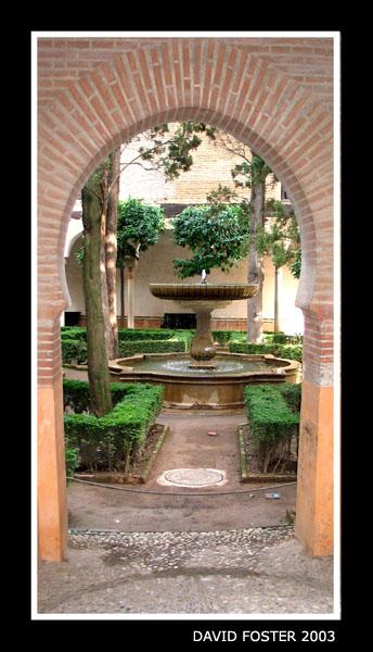 patio de lindaraja