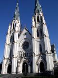 St. John the Baptist Cathedral  in Savannah