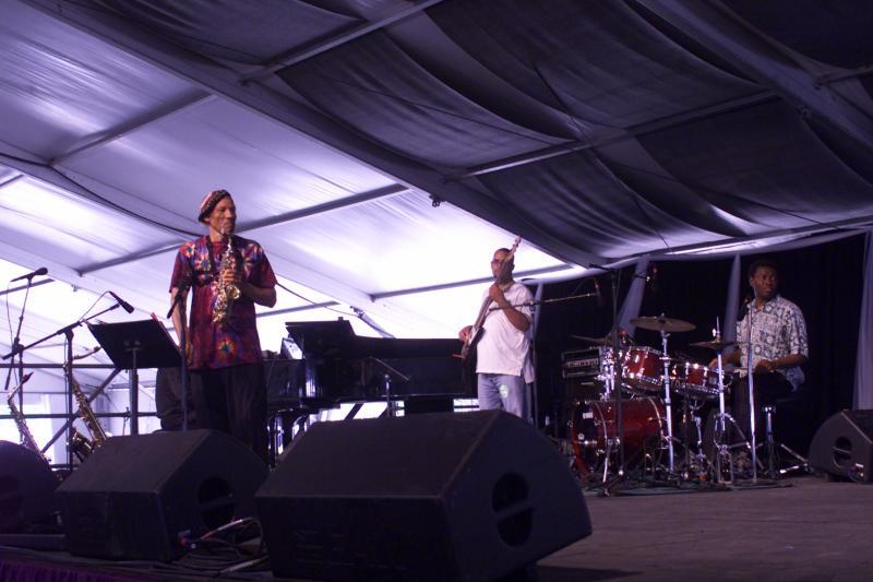 Charles Neville Quartet