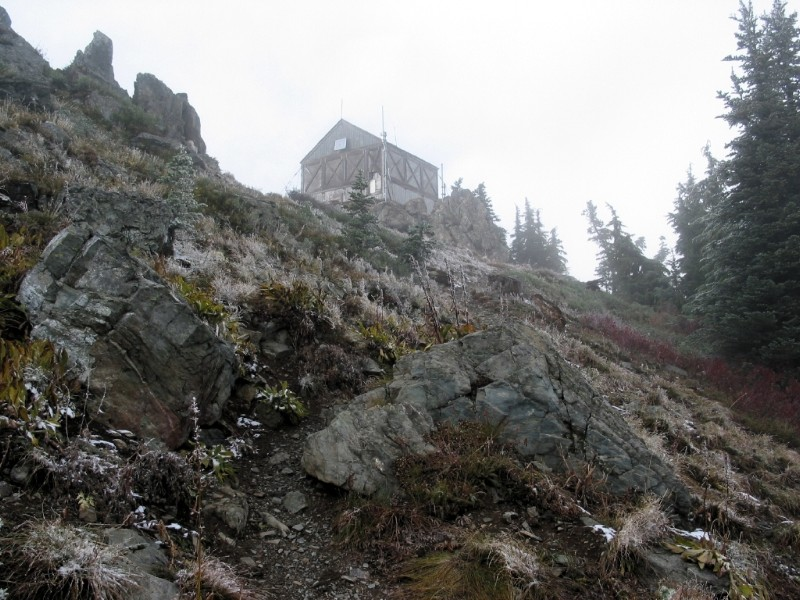 Thorp Mountain