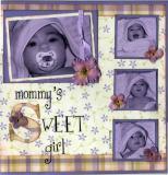 Mommy's Sweet Girl