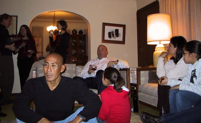 Glenn, Steve, Brett Ashley, Maya & Danielle
