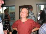 Marlis hosts the August Potluck - 08.17.2003