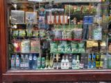 'Coffee shop' window, read the labels...