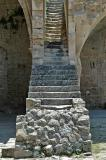 Bellapais, stairs of many centuries