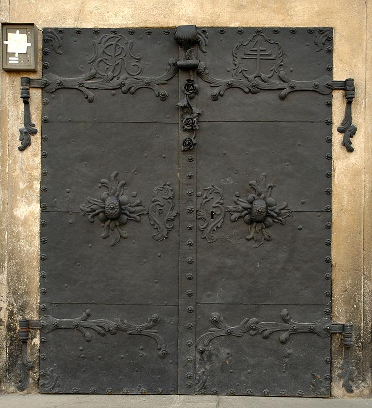 Bratislava door