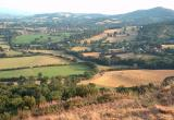 View from The Herefordshire Beacon.