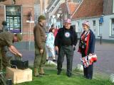 Vroege bezoekers, ex-RAF