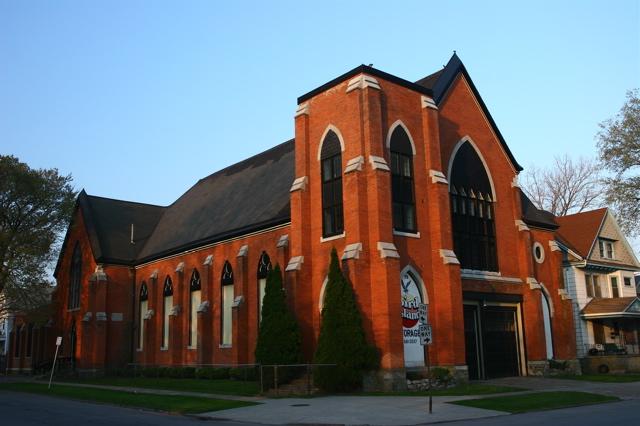 Riverside M.E. Church