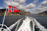 Trip to the Lysefjord