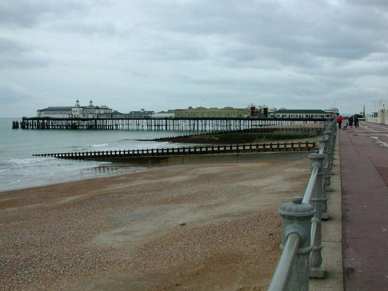 Pier from the Promenade