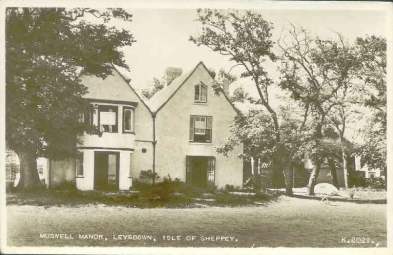 Muswell Manor 1924