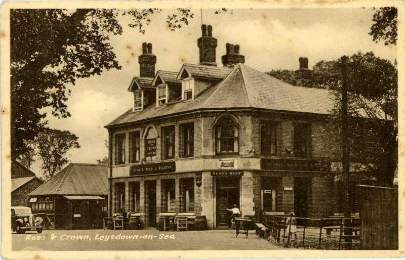 Rose & Crown, Leysdown