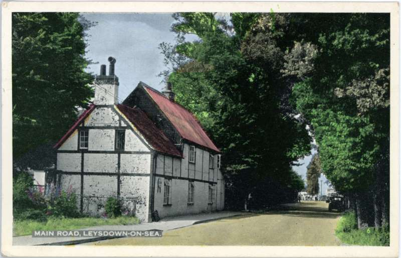 Main Road, Leysdown