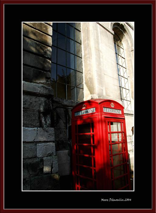 London? No, Bernay!!