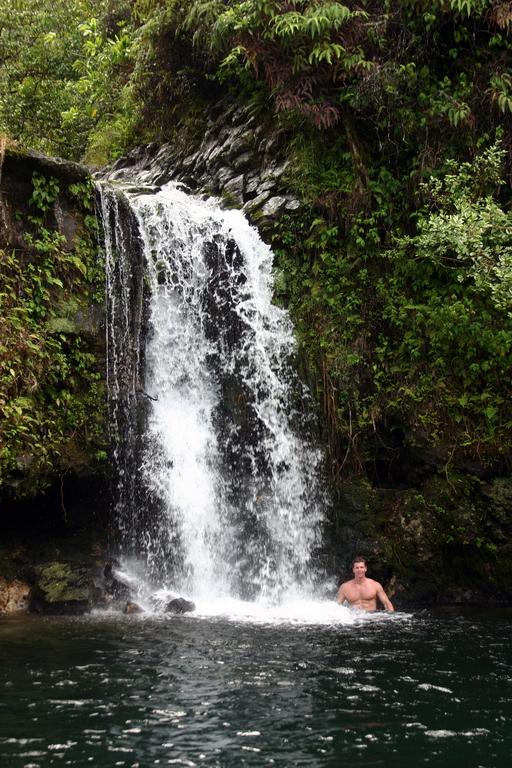 Maui - Cold Shower