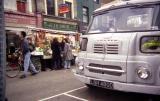 Portobello Market and an Austin van!