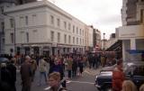 Another shot of Portobello market