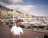 Monte Carlo Marina and my attempt at the Lempert face