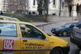 Sofia taxi