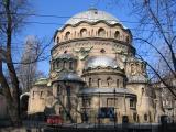 Bulgrian style archidecture
