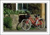 Postie's bike, Martock